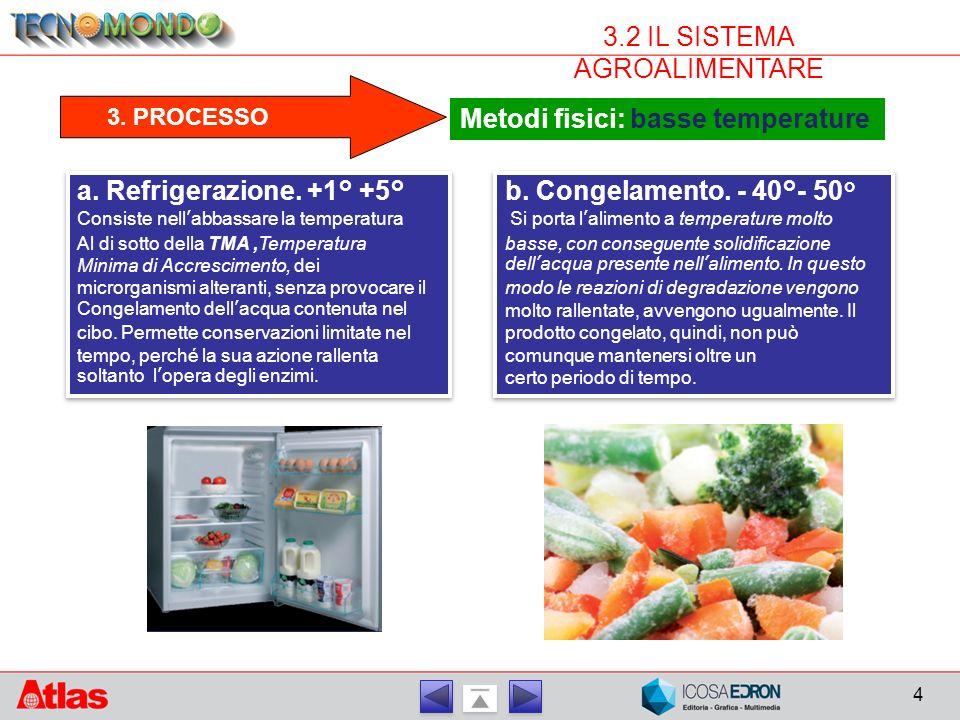 5 3.2 IL SISTEMA AGROALIMENTARE 3.