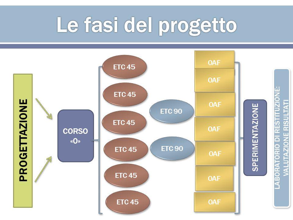  A regime il sistema dovrà essere sostenuto da una struttura di coordinamento che governi il processo e gli attori coinvolti.
