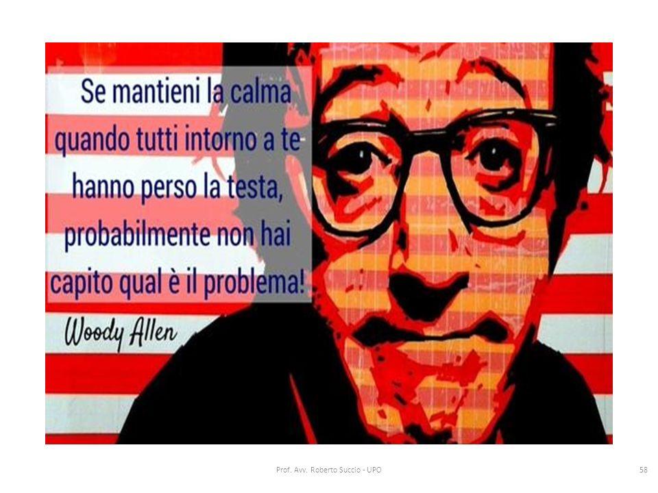 58 Prof. Avv. Roberto Succio - UPO