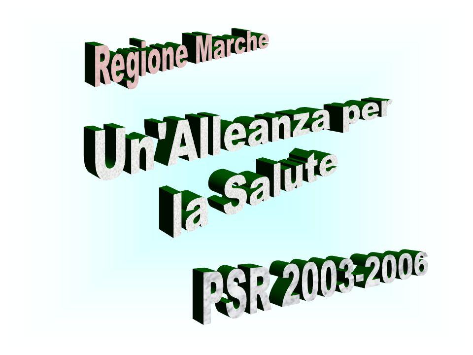 AREA200320042005 Dipartimento di Prevenzione+ 5.0 mil.€ + 10.0 mil.€ + 15.0 mil.€ SERT+ 0.5 mil.€ + 1.0 mil.€ + 1.5 mil.€ Dipartimento salute mentale+ 3.3 mil.€ + 6.6 mil.€ + 9.9 mil.€ Cure domiciliari integrate+ 1.2 mil.€ + 2.4 mil.€ + 3.6 mil.€ TOTALE (vs.