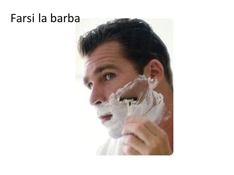 Farsi la barba