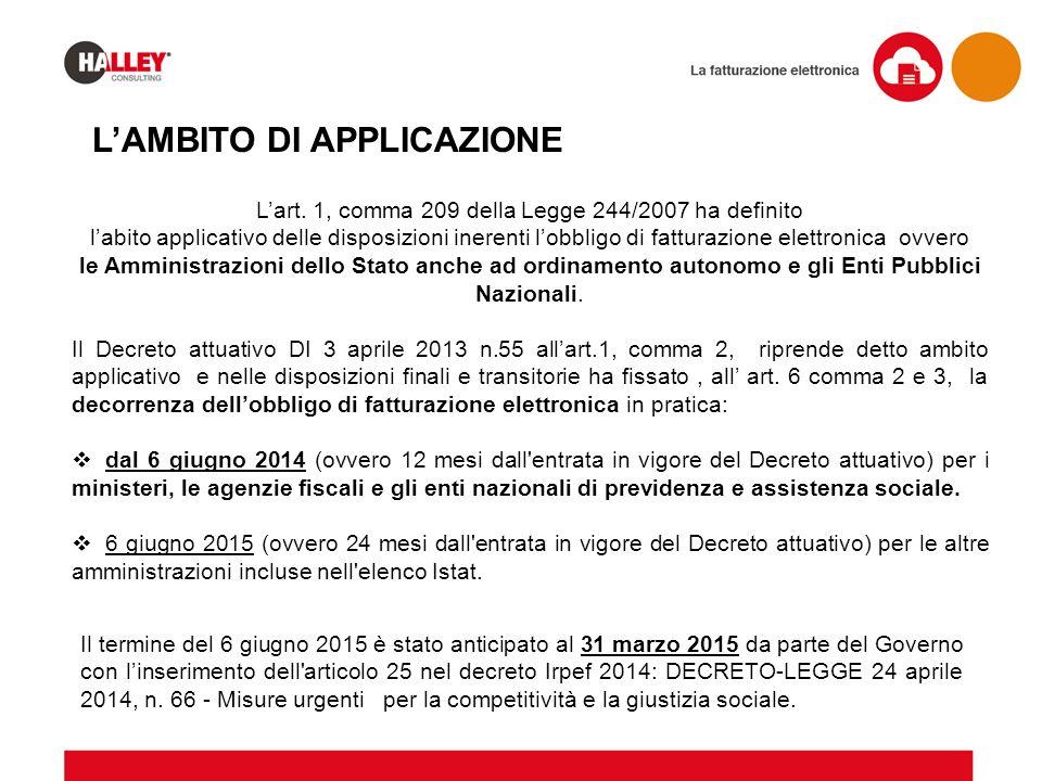 Decreto MEF 17/06/2014 Art.