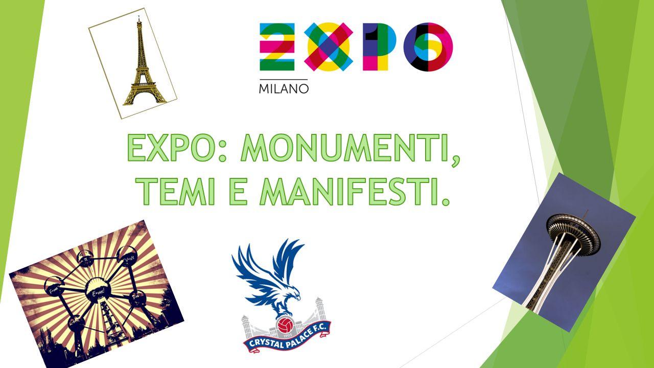 Ci vediamo all'Expo!