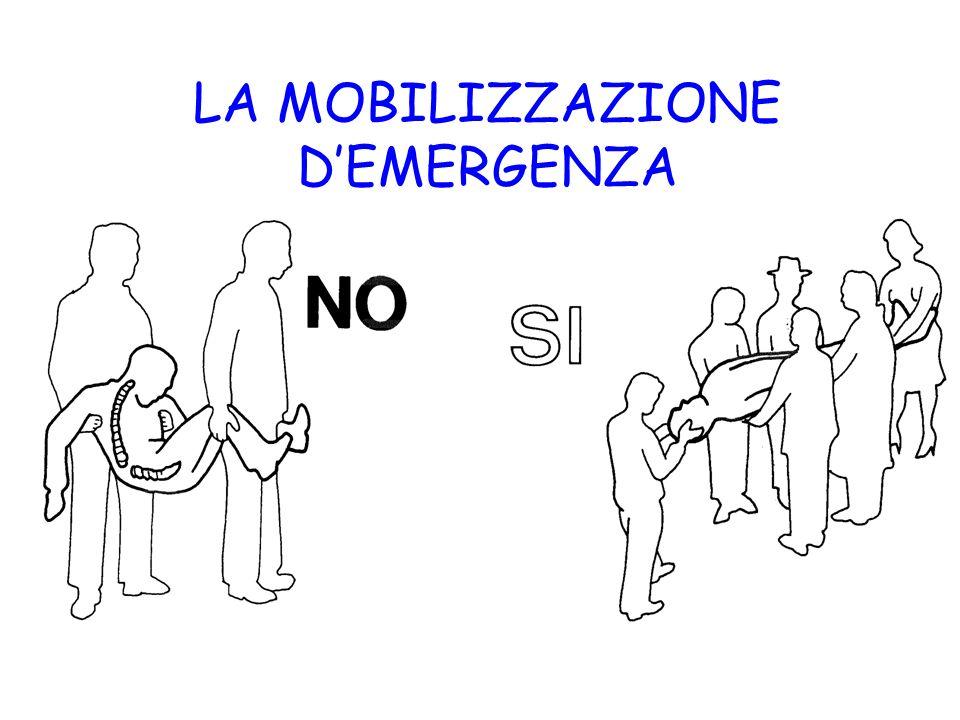 LA MOBILIZZAZIONE D'EMERGENZA