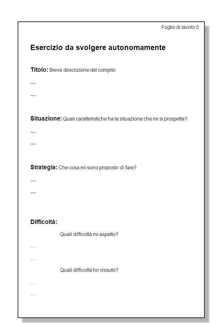 Titolo: Breve descrizione del compito....