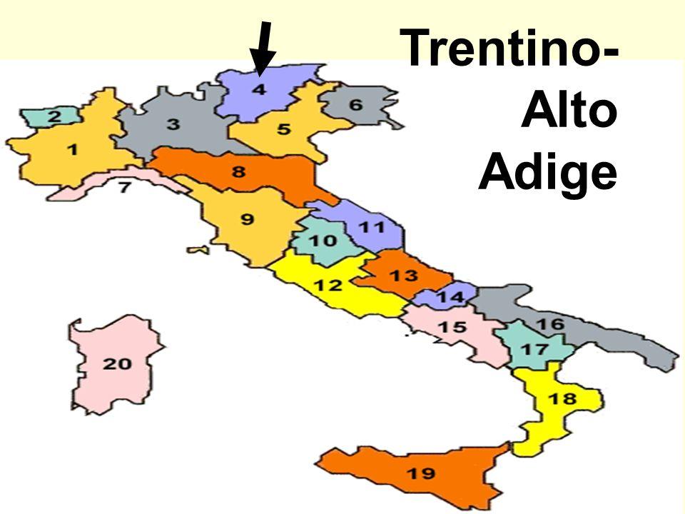 Trentino- Alto Adige