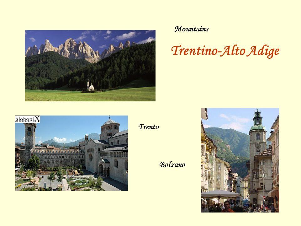Mountains Trentino-Alto Adige Bolzano Trento