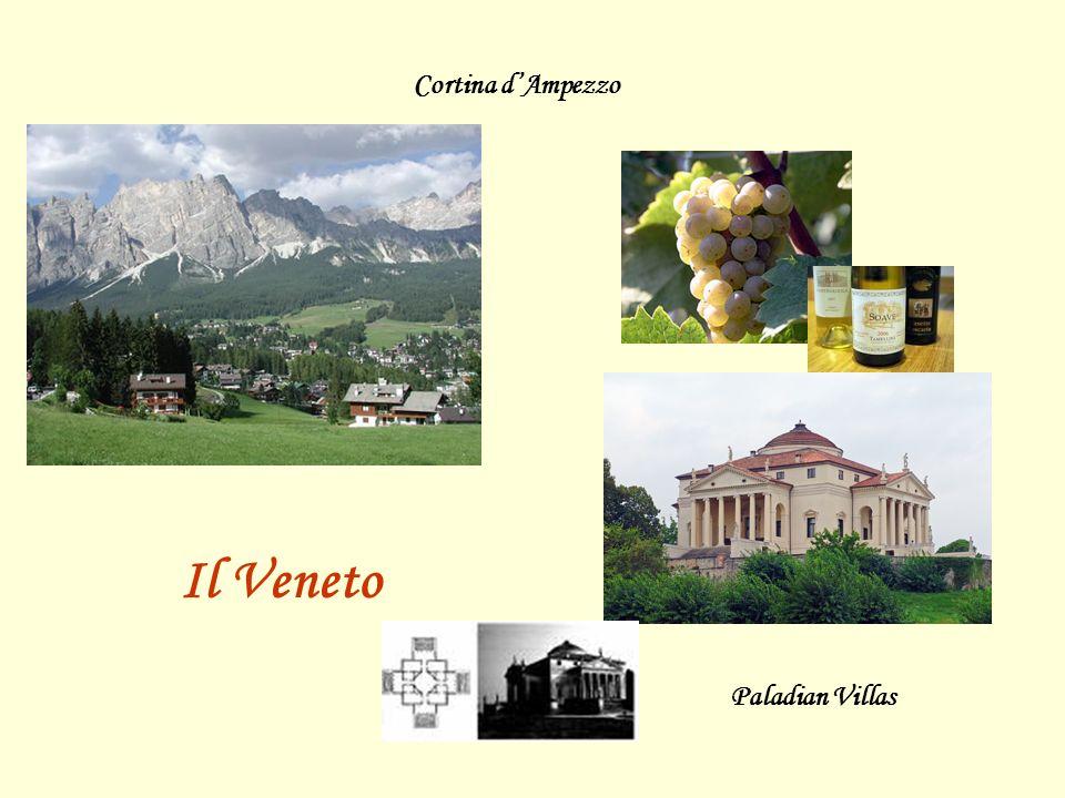 Cortina d'Ampezzo Paladian Villas Il Veneto