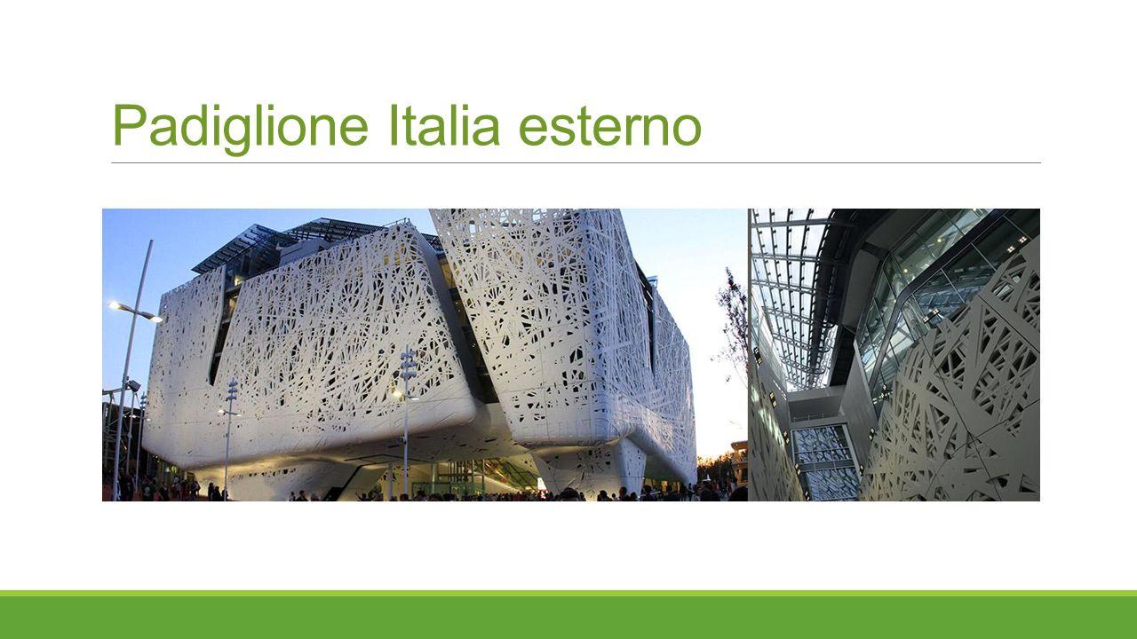 Padiglione Italia esterno