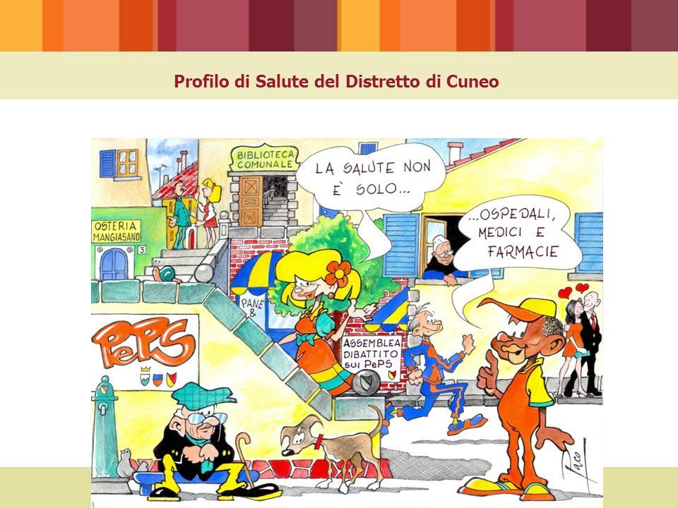 Profilo di Salute del Distretto di Cuneo