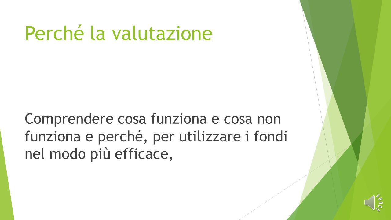 VALUTAZIONE SERVIZI SANITARI  COSA BISOGNA SAPERE DELLA VALUTAZIONE  PRIMA DI PARIGI  DOPO PARIGI  LA COOPERAZIONE ITALIANA
