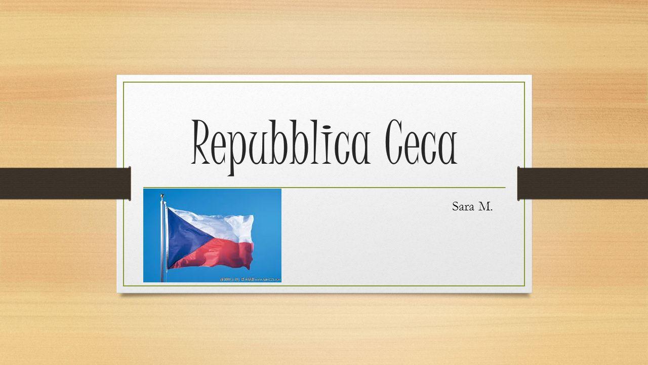 Repubblica Ceca Sara M.