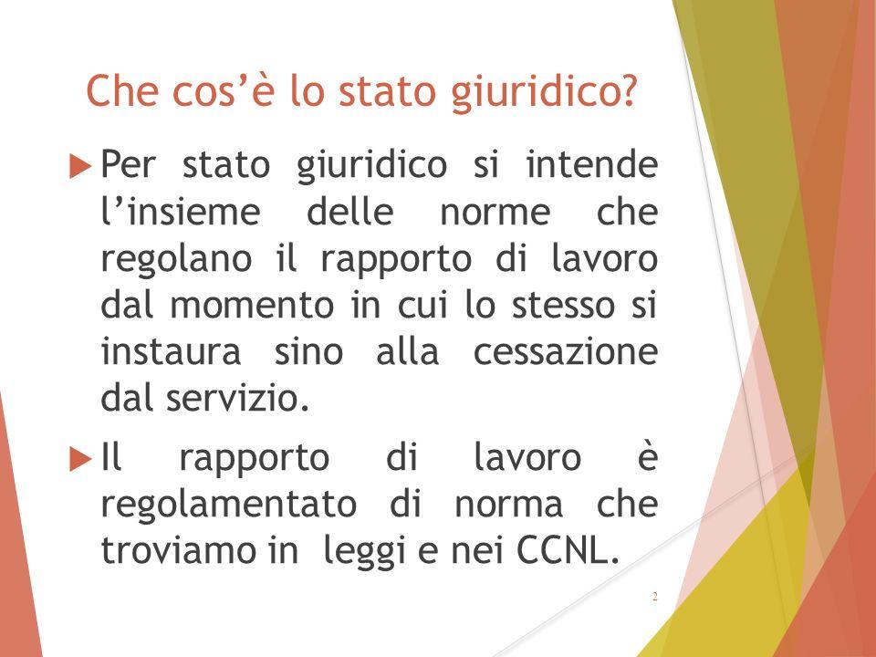 Il CCNL del 4/8/2011  In data 4 agosto 2011, in applicazione dell'art.