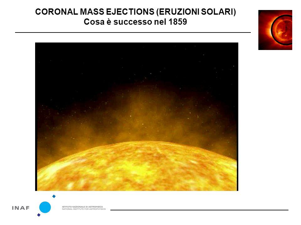 Ma cosa succede quando una tempesta solare investe la Terra .