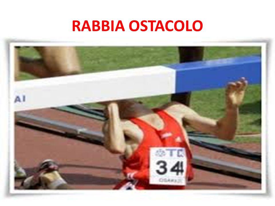 RABBIA OSTACOLO