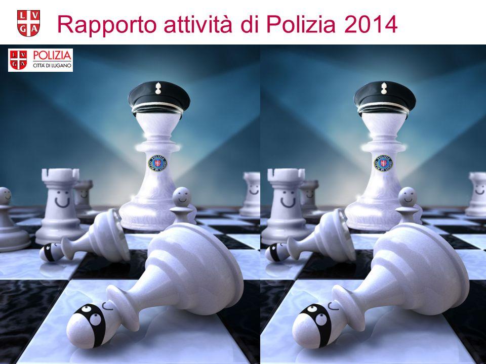 Rapporto attività di Polizia 2014