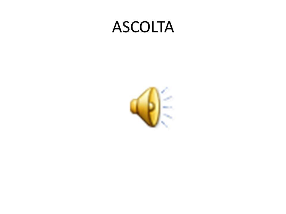 ASCOLTA