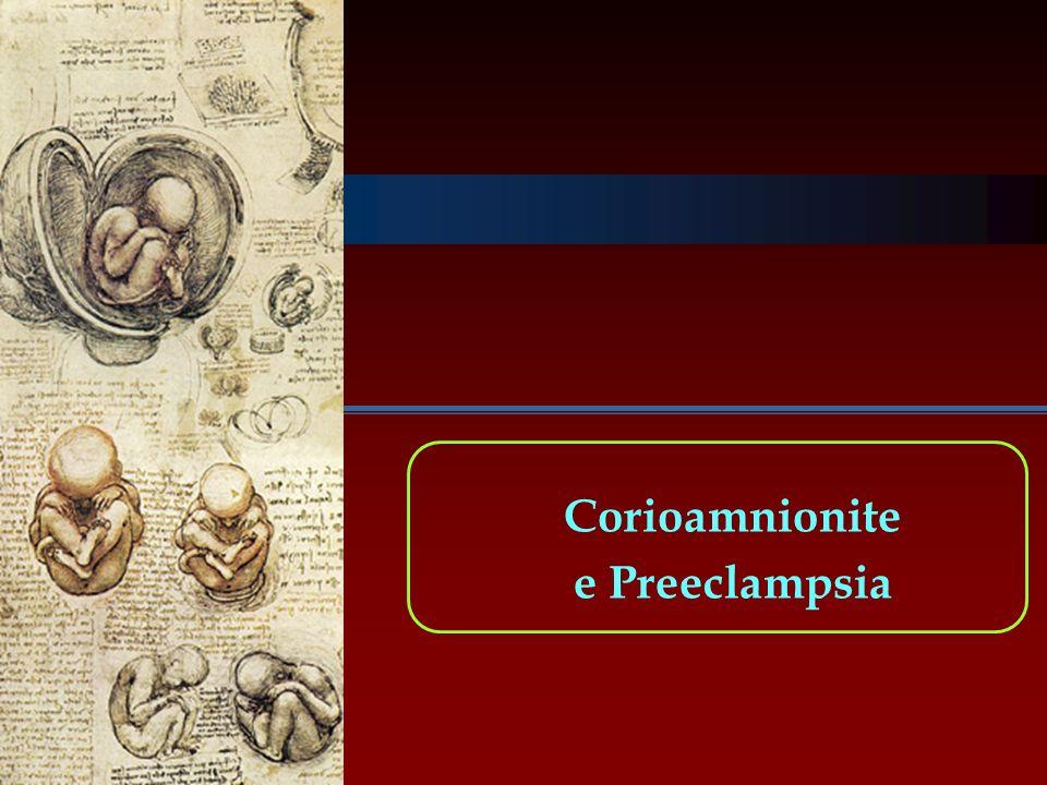 Corioamnionite e Preeclampsia