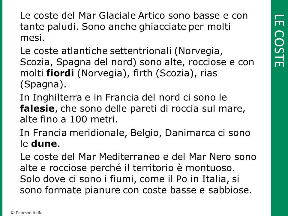 © Pearson Italia R ILIEVI E PIANURE D EUROPA Le montagne d Italia: gli Appennini Gli Appennini sono una catena montuosa lunga circa 1500 km e larga da 30 a 250 km, che attraversa tutta la penisola italiana.