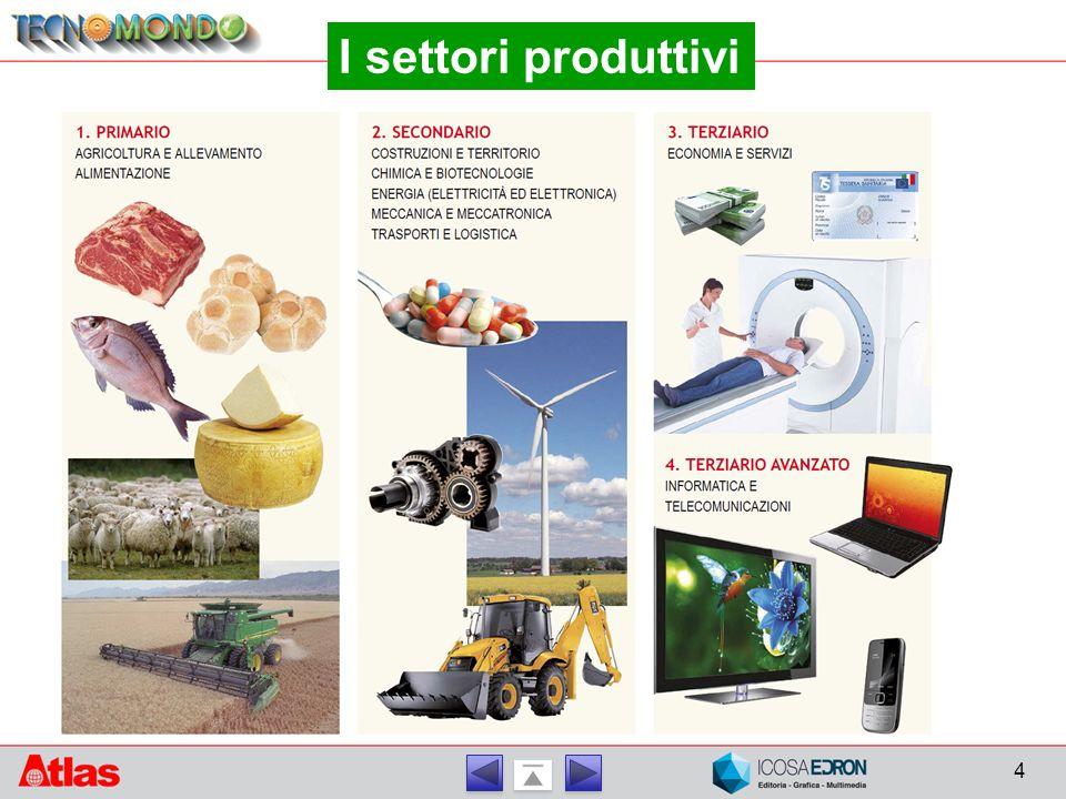 4 I settori produttivi