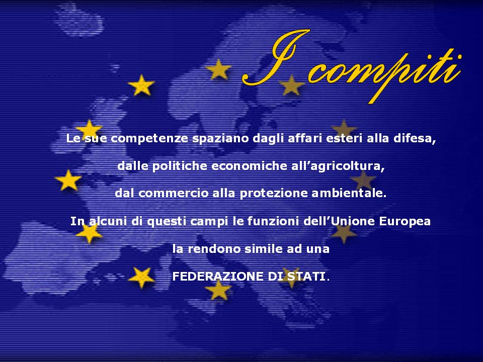 6 Compiti UE