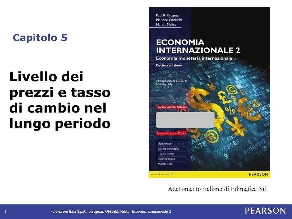 Capitolo 5 (c) Pearson Italia S.p.A.