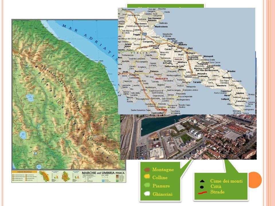 gli uomini sentivano la necessità di costruirsi delle mappe per orientarsi nel territorio Fin dall'antichità … 1 Nelle carte geografiche si trovano… 2
