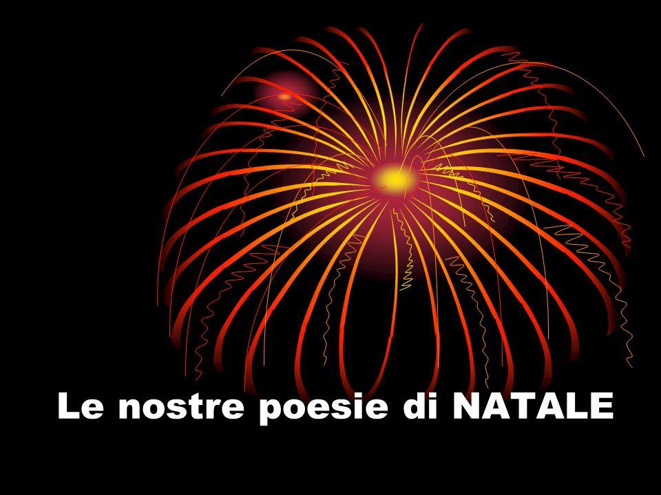 Le nostre poesie di NATALE