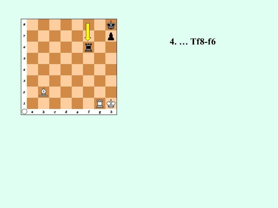 4. … Tf8-f6
