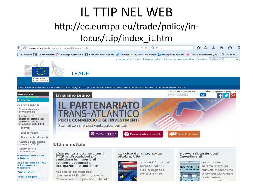 18 novembre (ore 16,00) Juncker risponde alle domande dei cittadini su TTIP, CLIMA, ecc.