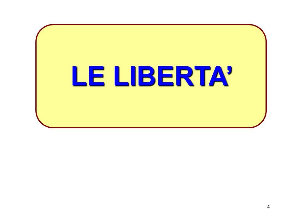 4 LE LIBERTA'