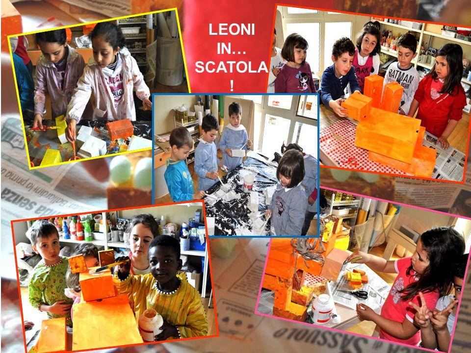 LEONI IN… SCATOLA !