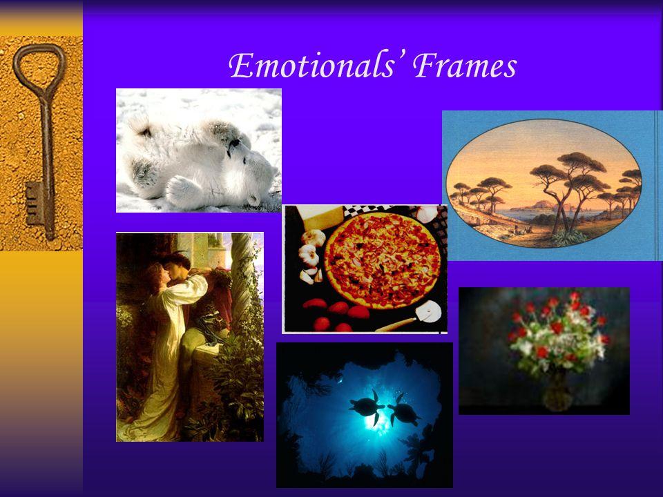 Emotionals Frames