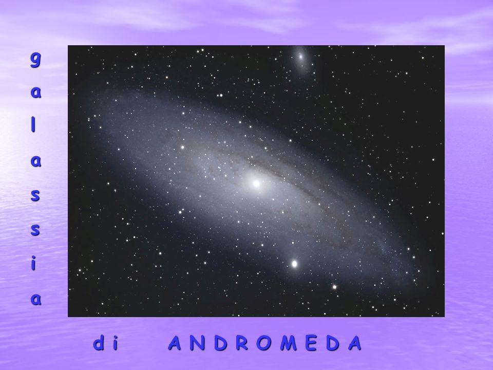 galassia A N D R O M E D A d i