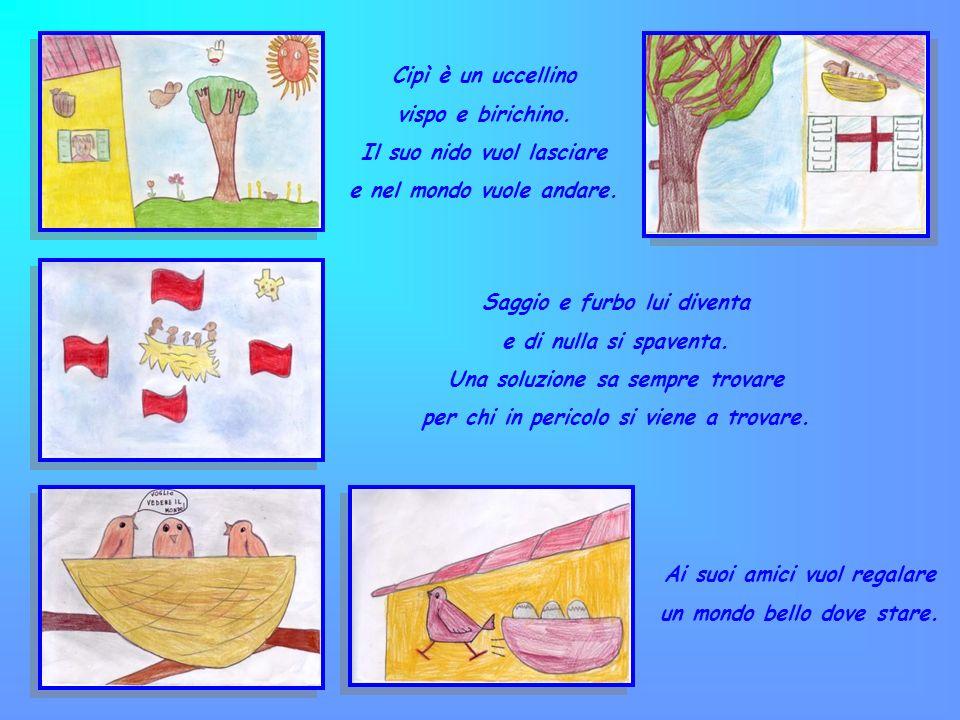 Laboratorio di animazione alla lettura con il libro Cipì di M. Lodi Scuola primaria Parini - Gorla Minore CLASSI 2°A - 2° B A.S. 2009-2010
