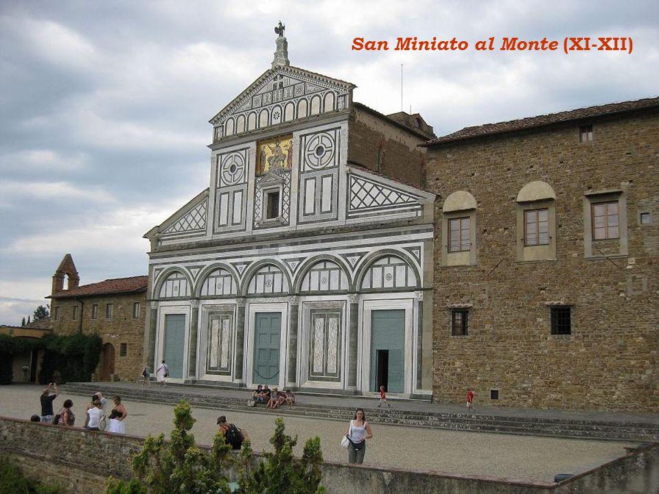 San Miniato al Monte (XI-XII)