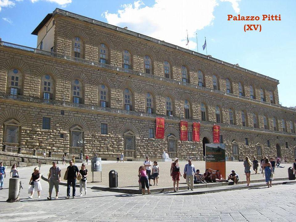 Palazzo Pitti (XV)