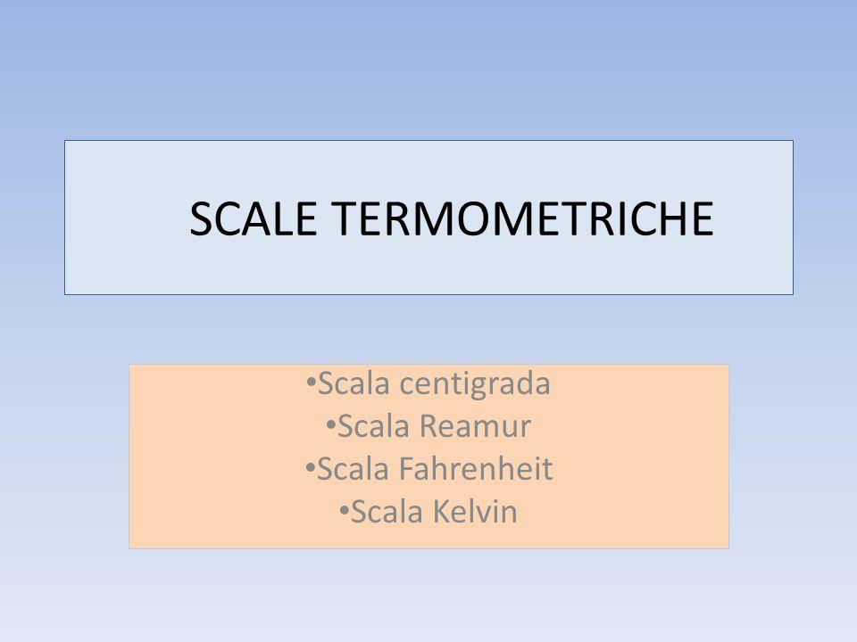 La temperatura si misura con il termometro