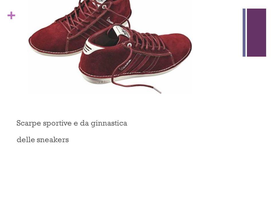 + Scarpe sportive e da ginnastica delle sneakers