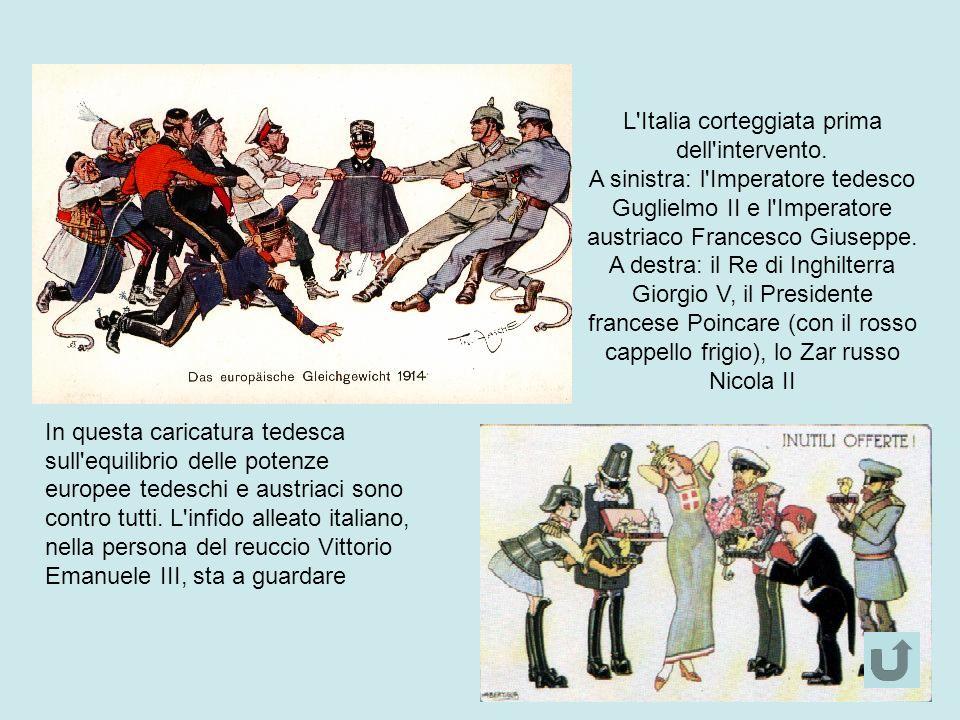 Prima dell intervento Vittorio Emanuele III si interroga sul futuro massacro