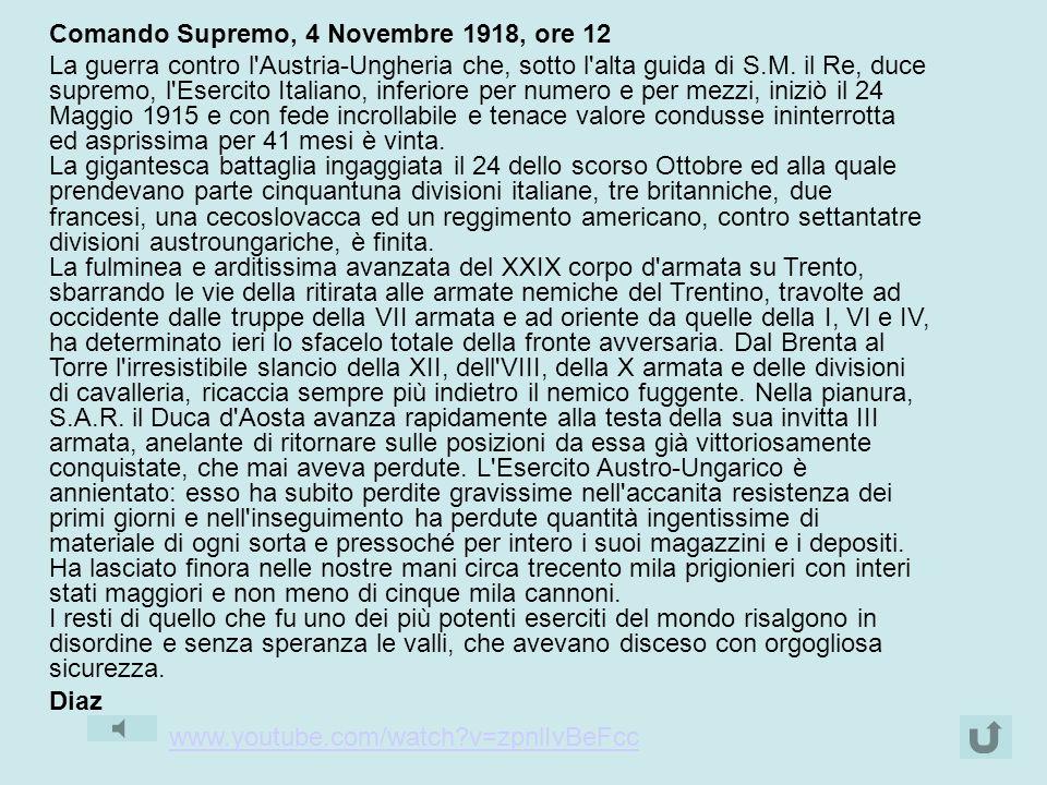 La Domenica del Corriere del 4 novembre 1917.