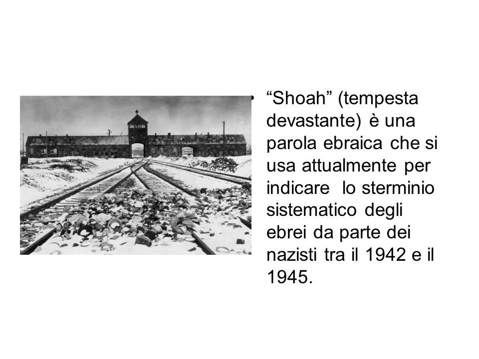 Il campo di sterminio di Auschwitz è il luogo in cui il muro dellincomunicabilità tra esseri umani è stato più difficile da abbattere.