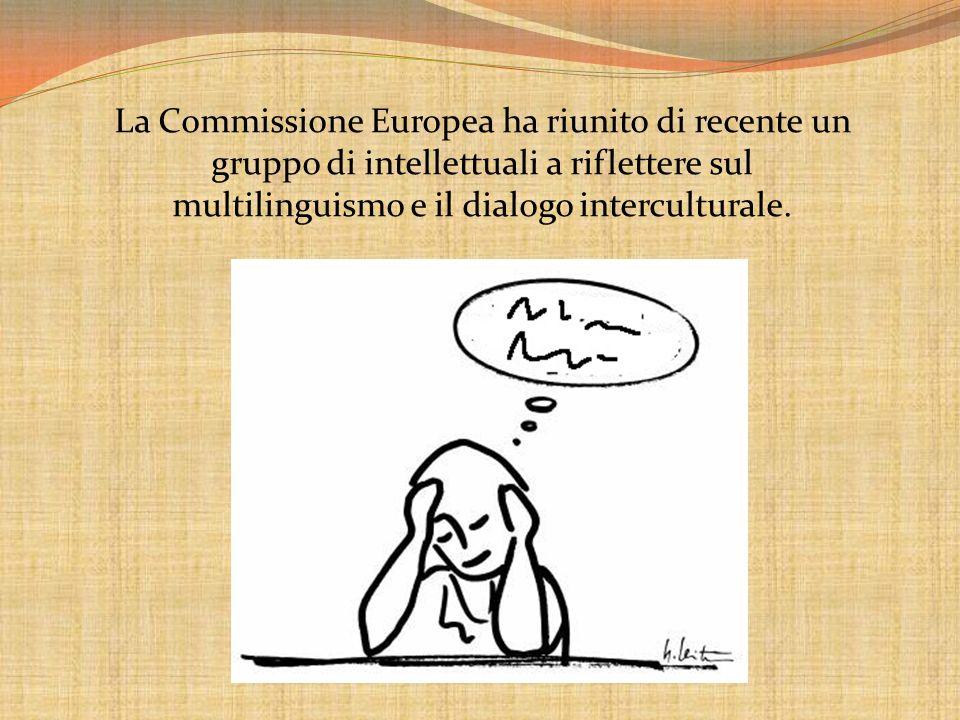 Ciò che ne è uscito è una forte correlazione fra diversità linguistica e integrazione europea: non ci può essere integrazione fra i popoli dEuropa (e non solo) se non si condividono lingue comuni a tutti.