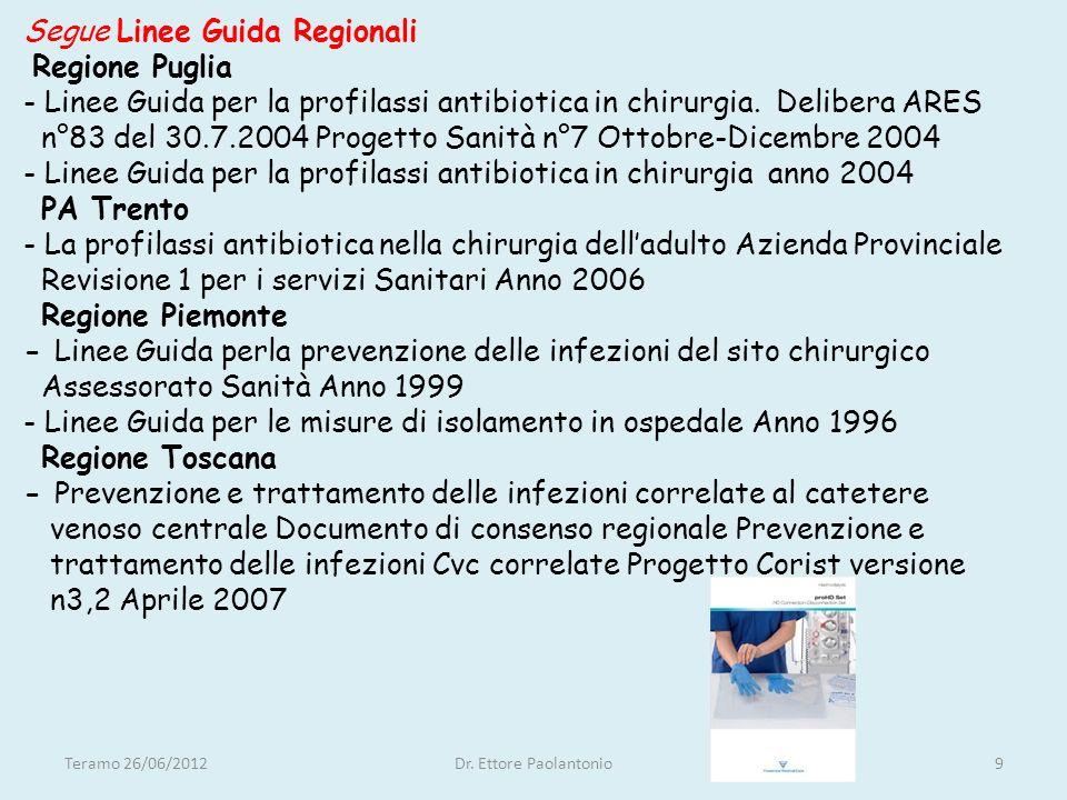 Ultimi Aggiornamenti 10 Maggio 2012 Ecdc: Infezioni nosocomiali e uso di antibiotici negli ospedali.