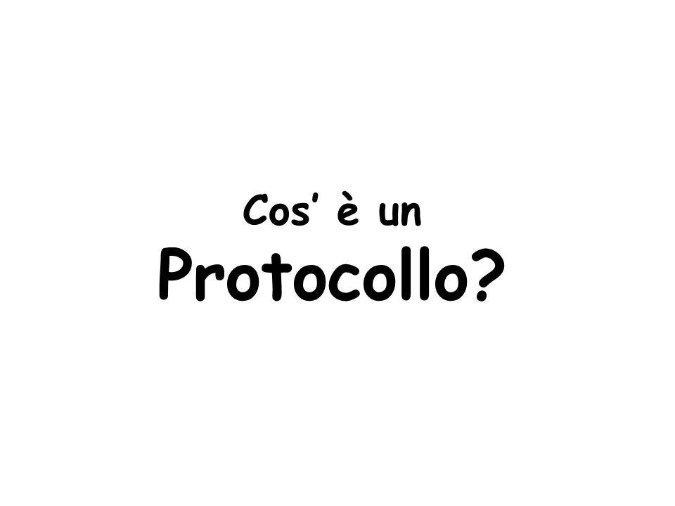 Cos è un Protocollo?