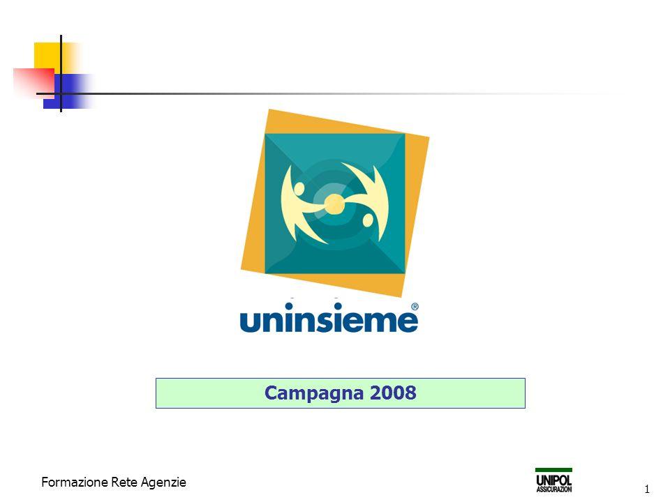 Formazione Rete Agenzie 1 Campagna 2008