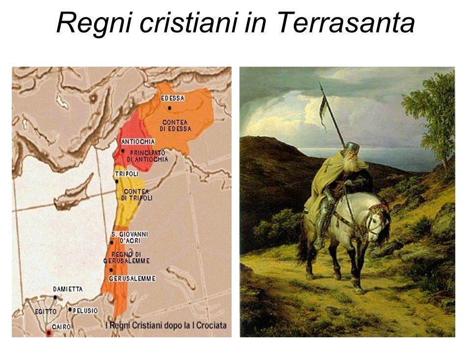 Regni cristiani in Terrasanta