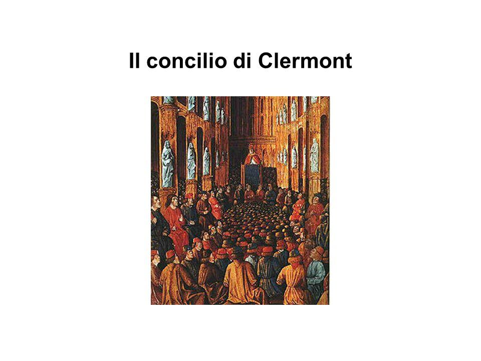 Il concilio di Clermont