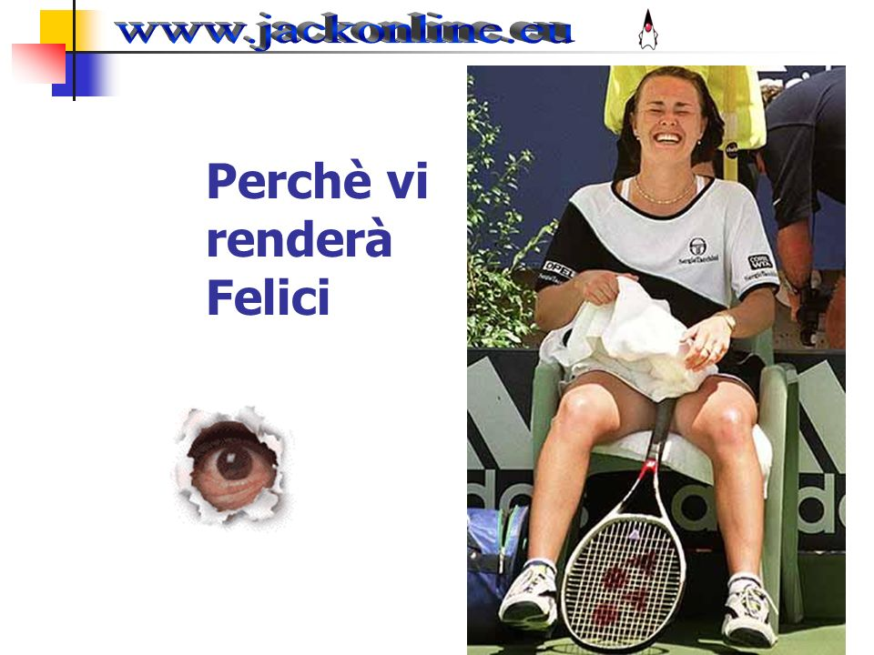 Dedicatevi al tennis !