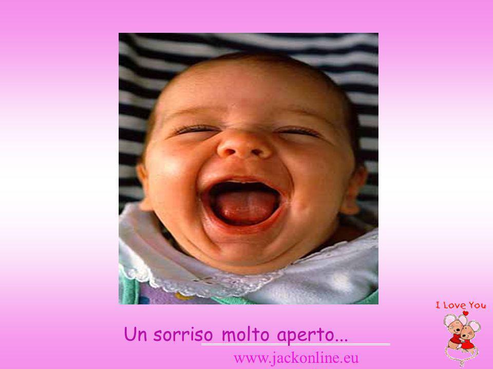 www.jackonline.eu Un sorriso molto aperto...